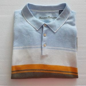 Tommy Bahama Multi Colored Polo